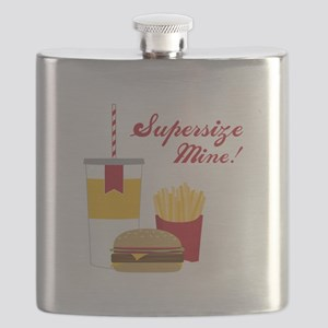 Supersize Mine! Flask