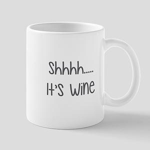 Shhh.... It's Wine Mugs