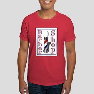 Barber Shop Dark T-Shirt