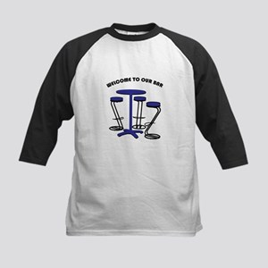 Welcome To Our Bar Baseball Jersey