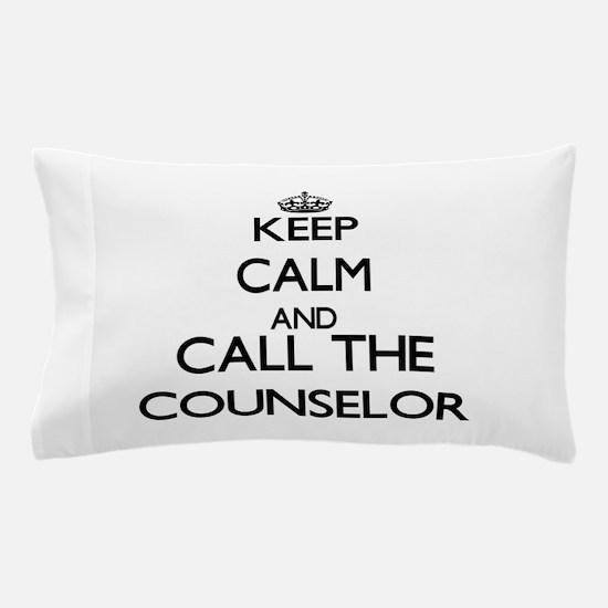 Cute School guidance counselor Pillow Case