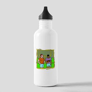 Football Practice Water Bottle