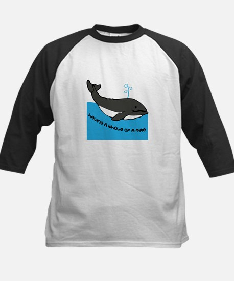 A Whale Of A Time Baseball Jersey