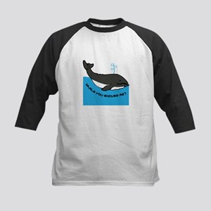 Whale You Excuse Me Baseball Jersey