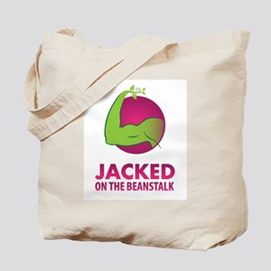 Jacked on the Beanstalk Tote Bag