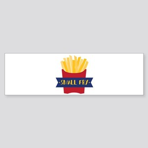 Small Fry Bumper Sticker