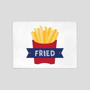 Fried 5'x7'Area Rug