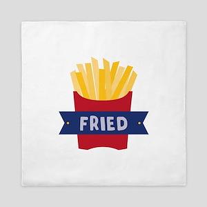 Fried Queen Duvet