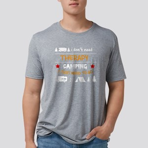 I Don't Need Therapy I Just Need To Go Cam T-Shirt