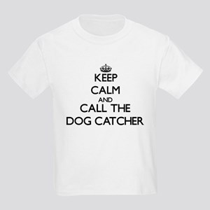 Keep calm and call the Dog Catcher T-Shirt