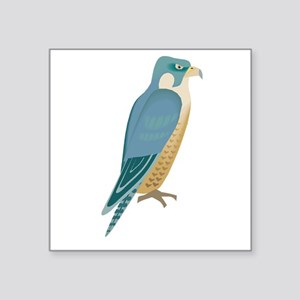 Blue Falcon Sticker