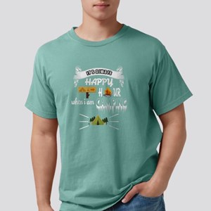 It's Always Happy Hour When I Am Camping T T-Shirt