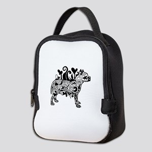 Tattoo Pit Neoprene Lunch Bag