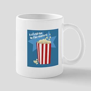 Go To The Movies Mugs