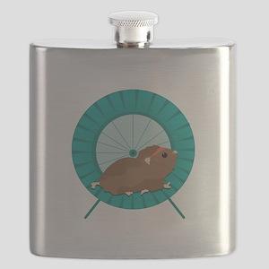 Hamster Treadmill Flask
