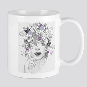 Flower Child of Hope Mugs
