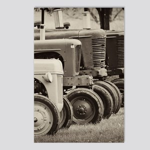 Old Farm Tractor  Postcards (Package of 8)