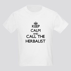 Keep calm and call the Herbalist T-Shirt