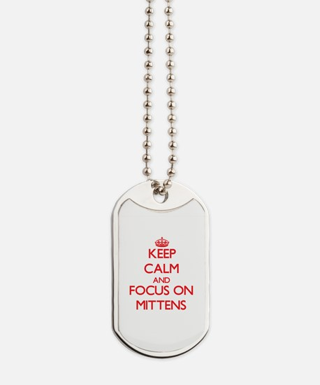 Unique Keep calm and crochet Dog Tags