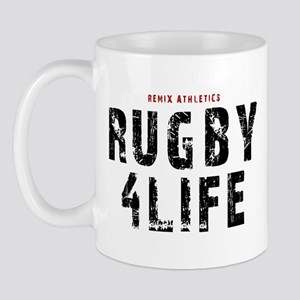 Rugby 4Life Sports Quote Mug