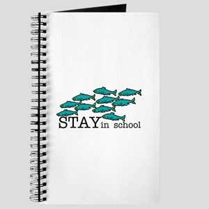Stay In School Journal
