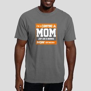I Am A Camping Mom T Shirt T-Shirt