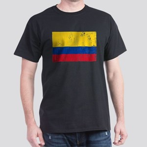 Vintage Colombia Dark T-Shirt