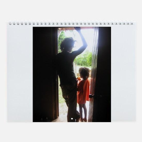 EcoNomad Wall Calendar