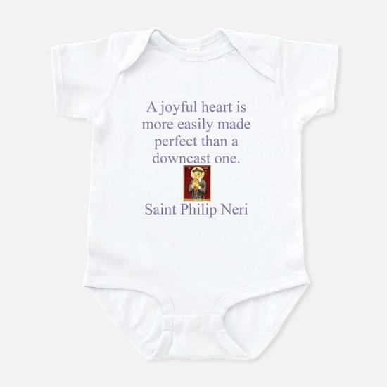 A Joyful Heart Infant Bodysuit