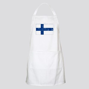Vintage Finland BBQ Apron