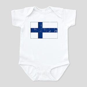 Vintage Finland Infant Bodysuit