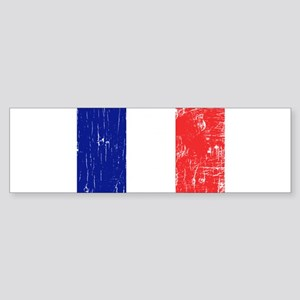 Vintage France Bumper Sticker
