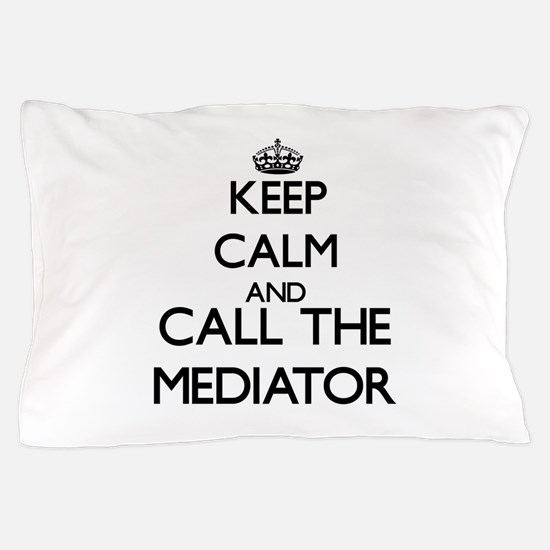 Unique Keep calm carry parody Pillow Case