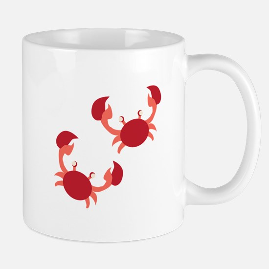 Two Crabs Mugs