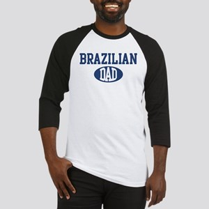 Brazilian dad Baseball Jersey