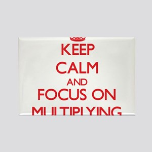 Keep Calm and focus on Multiplying Magnets