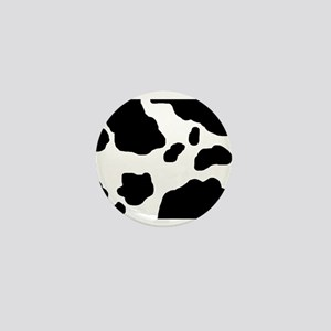 Cow Pattern Mini Button