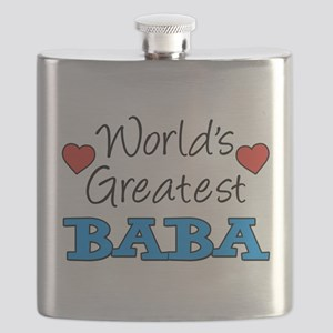 Worlds Greatest Baba Flask