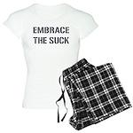 EMBRACE THE SUCK Women's Light Pajamas