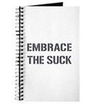 EMBRACE THE SUCK Journal