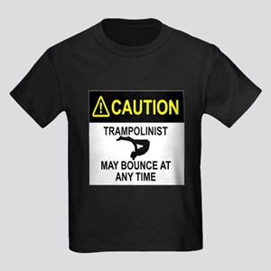 Caution Trampolinist T-Shirt
