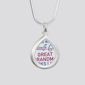 Really Cool Great Grandma Necklaces