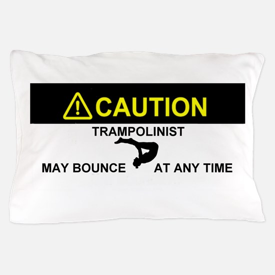 Cute Trampoline Pillow Case