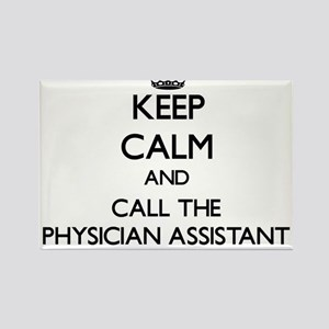 Keep calm and call the Physician Assistant Magnets