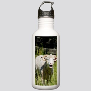Cute Sheep  Stainless Water Bottle 1.0L