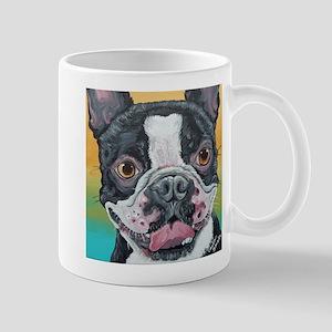 Boston Terrier Smile Mugs