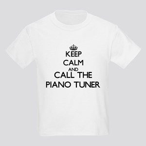 Keep calm and call the Piano Tuner T-Shirt