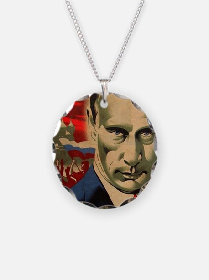 Vladimir Putin - ?????, ???? Necklace