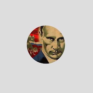 Vladimir Putin - ?????, ???????? Mini Button