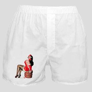 PDriben-SilkStockingsHighHeels Boxer Shorts